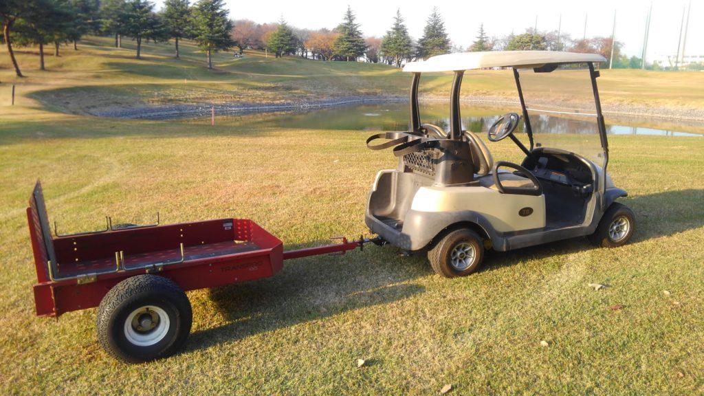 中古ゴルフカート 電気式48V